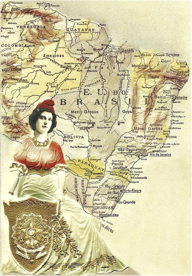 Brasil 1915