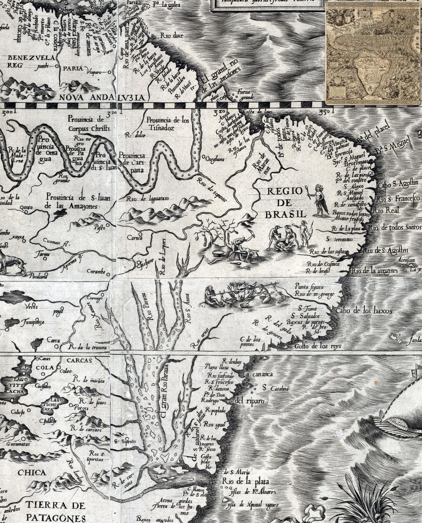 Mapa Diego Gutiérrez