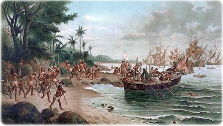 Resultado de imagem para Descobrimento do Brasil - História do Brasil